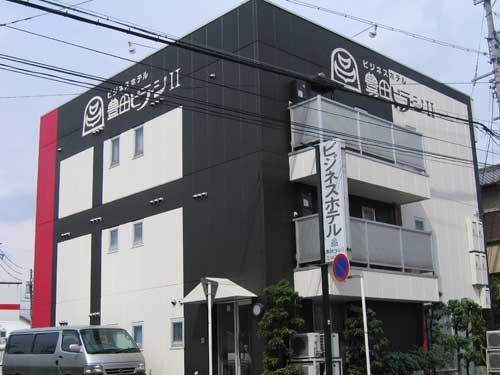 ビジネスホテル豊田ビラージII/外観