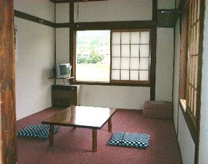 白馬の小舎 山木館(やまきかん)/客室