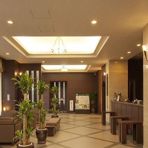 虎杖浜天然温泉 ホテル ルートイン東室蘭駅前/客室