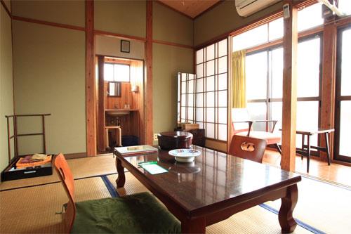 中島温泉旅館/客室