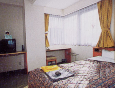 ビジネスホテル鶴富/客室