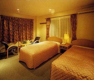 ホテル シャルモント/客室
