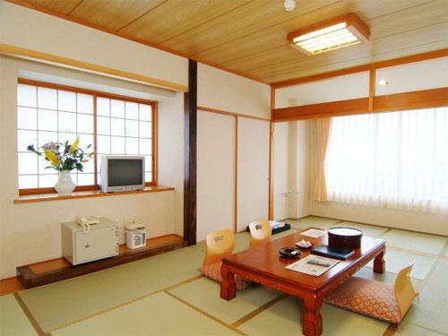 ホテル白洋/客室