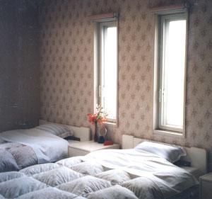 ペンション サンサン/客室