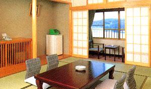 気仙沼大島 旅館 椿荘花月/客室