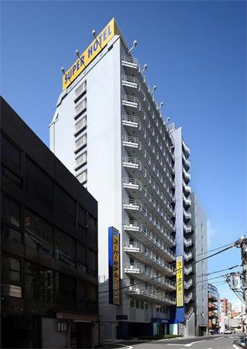 スーパーホテル JR池袋西口/外観