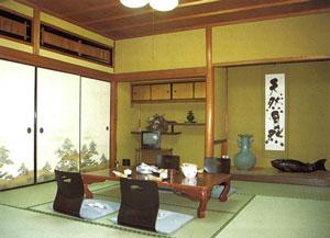 洞川(どろがわ)温泉☆後鬼の湯・宿 花屋徳兵衛/客室