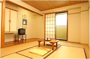 浜坂温泉 味の宿 緑風荘/客室
