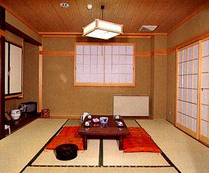 湯西川温泉 民宿 山島屋/客室