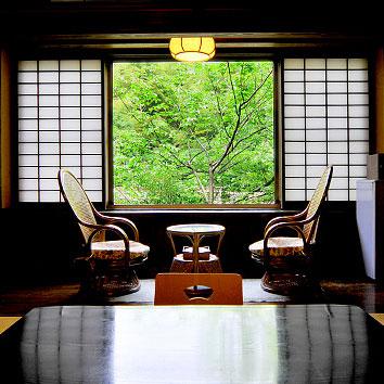 黒川温泉 歴史の宿 御客屋/客室