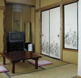 旅館 松月荘/客室