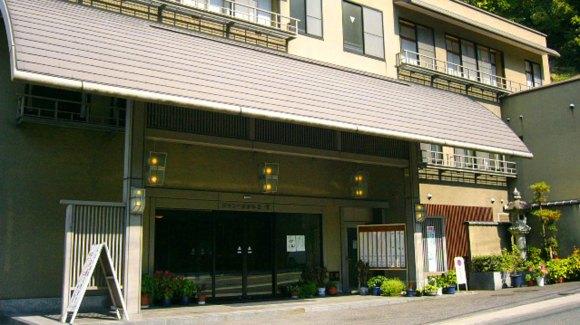 グランドホテル 二葉/外観