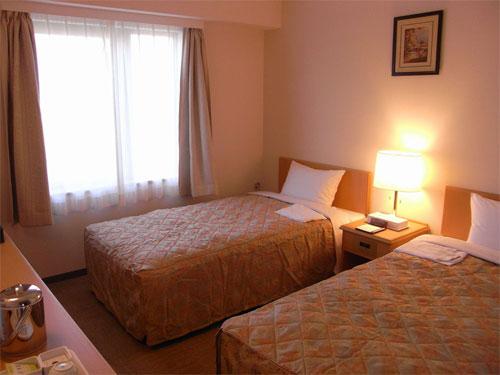 HOTEL AZ 山口下関店/客室
