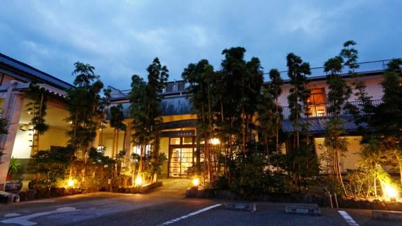 野坂屋旅館/外観