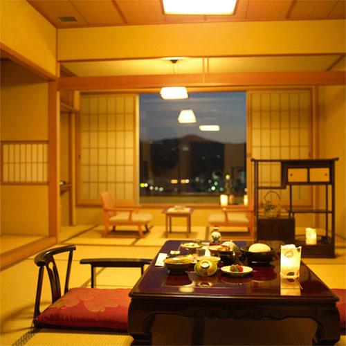 城西館(じょうせいかん)/客室