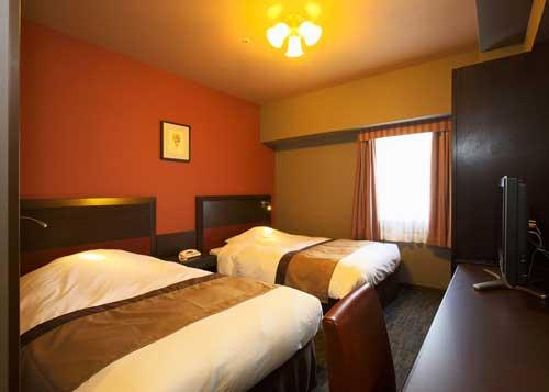 ホテル モンテ エルマーナ仙台(ホテルモントレグループ)/客室