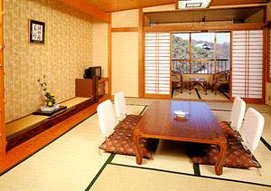 信貴山観光ホテル/客室