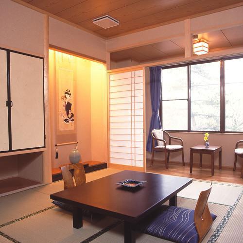 ふぐ料理 活魚料理の宿 やまに旅館/客室