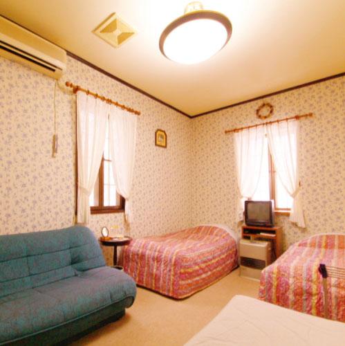 ワイルド&ネイチャーハウス YAMAの家/客室