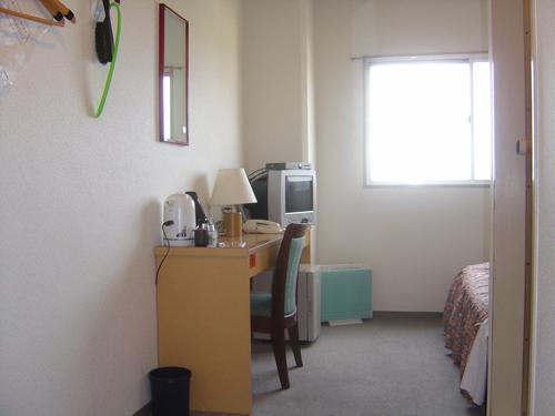 オレンジホテル/客室