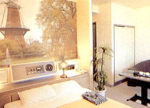 ホテル リッチモンド/客室