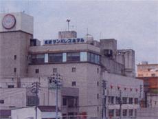 水沢サンパレスホテル/外観