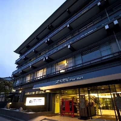 宮島観光ホテル錦水別荘/外観