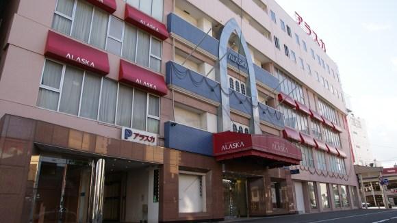 ホテルアベスト青森/外観