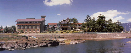 河口湖ホテル/外観