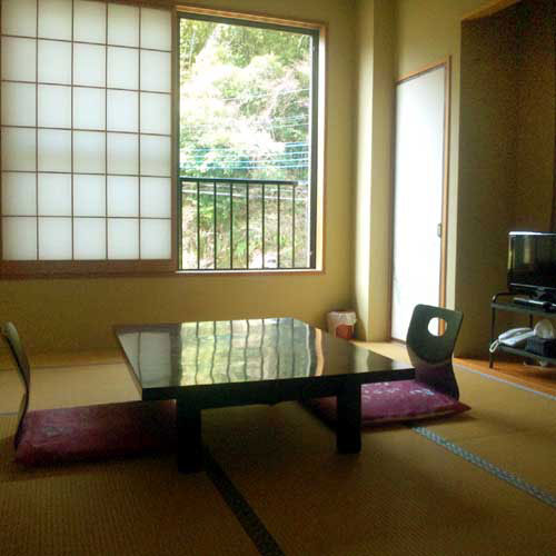 養老渓谷温泉郷 温泉旅館 川の家/客室