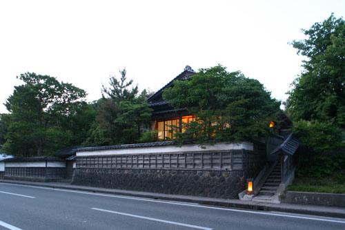 縁の宿北堀/外観