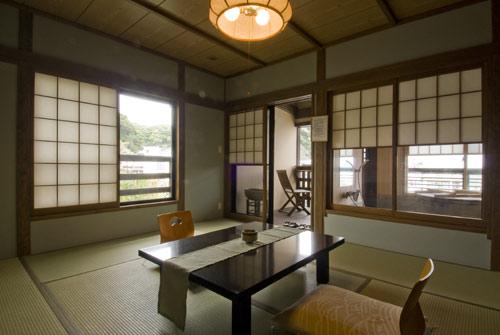 海なりの宿 花あさぎ/客室
