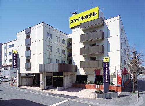 スマイルホテル青森/外観