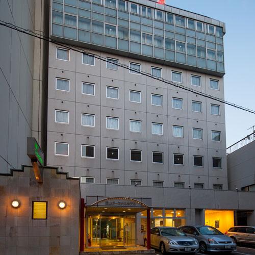 福山ターミナルホテル/外観