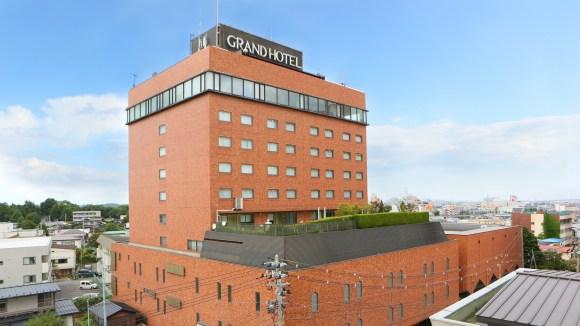 八戸グランドホテル/外観
