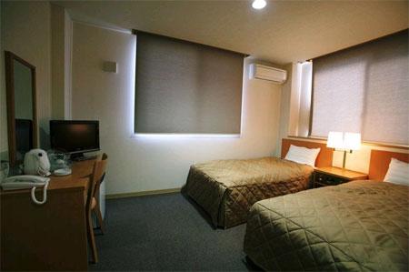 ホテル いこい<奈良県>/客室