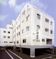 剣山ホテル/外観