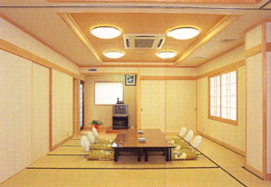 剣山ホテル/客室