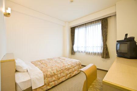 ホテルクラウンヒルズ熊本(BBHホテルグループ)/客室