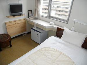 ビジネスホテル つじ井/客室