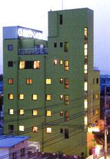 徳島グリーンホテル/外観