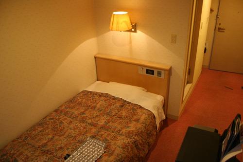 中村プリンスホテル/客室