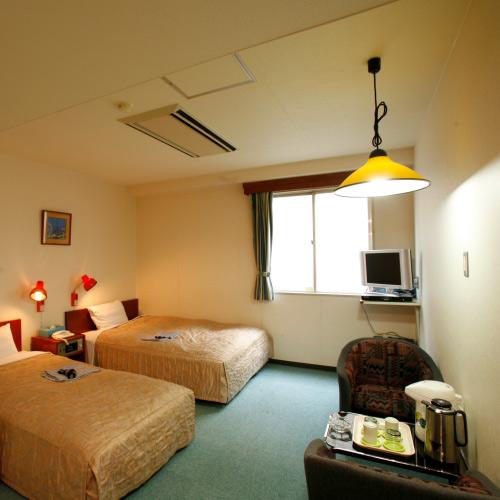 ニューうらかみホテル/客室