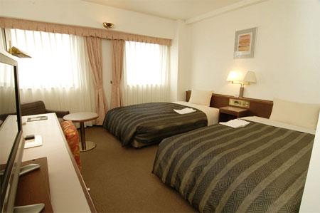 ホテルアセント浜松/客室