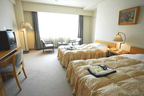 立山山麓温泉 立山国際ホテル/客室