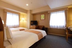 ホテルサンルート博多/客室