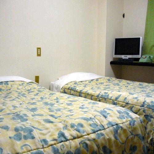 平和台ホテル大手門(旧 球場前別館)/客室