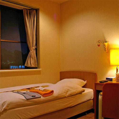 ビジネスホテル さきがけ本館/客室