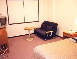 岡崎シングルホテル/客室