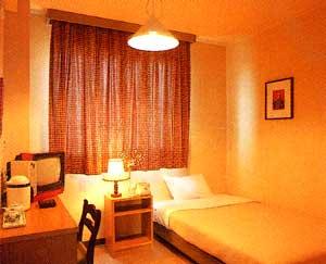 ホテル ナガイ/客室